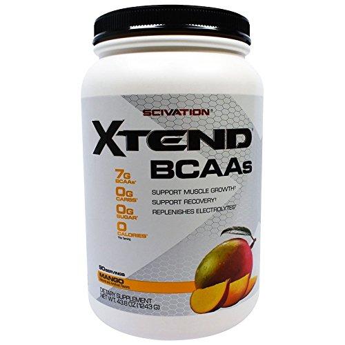 エクステンド BCAAs Lグルタミン シトルリン配合 マンゴー [並行輸入品] B07DXDMHYJ
