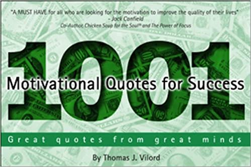 Download 1001 Motivational Quotes for Success PDF