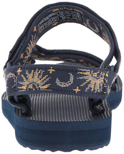 De Femme Sandales Sport Original W's Blue Universal Teva gxqw8Z7Ix