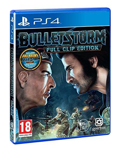 Bulletstorm: Full Clip Edition (PS4) (UK IMPORT)