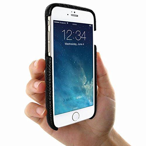 Piel Frama 683KA PIELFRAMA 683KA iForte für Apple iPhone 6 in schwarz