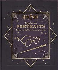 Harry Potter : La Galerie des Portraits par Jody Revenson