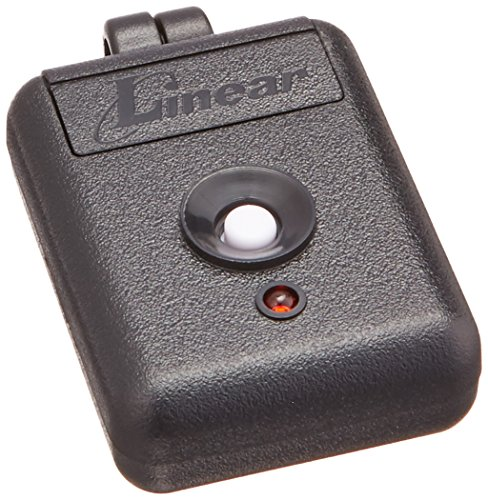 Linear DNT00026 Delta-3 Miniature 1-Channel Key Ring Transmitter,