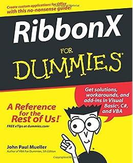 Ribbonx Customizing The Office 2007 Ribbon Pdf