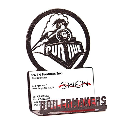 (SWEN Products PURDUE BOILERMAKERS Business Card Holder)