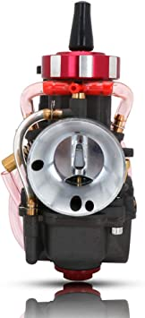 Jfg Racing Motorrad Vergaser Pwk 28 Mm Für Honda Yamaha Suzuki Kawasaki K T M 75 Cc 100 Cc 110 Cc 125 Cc Atv Dirt Bike Auto