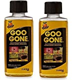 Goo Gone Remover | Greasy Residues and Messes (2Pack (2 oz))