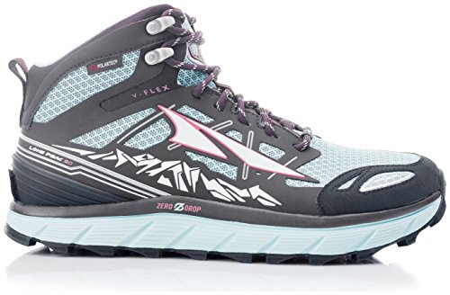 Price comparison product image Altra Lone Peak 3.0 Mid Neo Shoe - Women's Blue 8.5