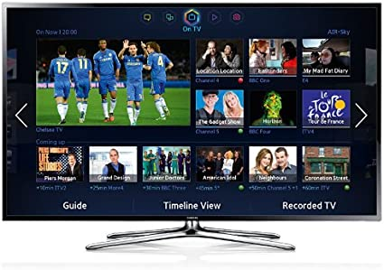 SAMSUNG Televisor LED 3D Smart TV UE40F6400: Amazon.es: Electrónica