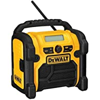 DEWALT DCR018 18V/12V/20V MAX Compact Worksite Radio