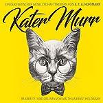 Kater Murr: Ein (sa)tierischer Gesellschaftsroman | E. T. A. Hoffmann