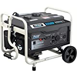 Pulsar 5250w Portable Gasoline Generator with Mobility Kit PG5250