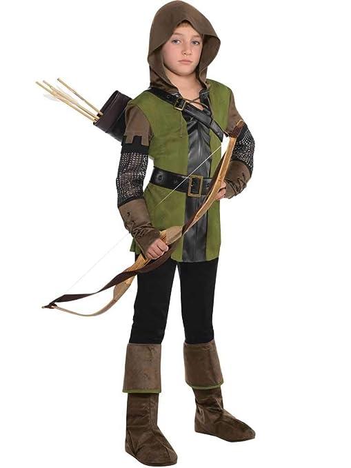 Niño niño Adolescente príncipe de los Ladrones Robin Hood ...