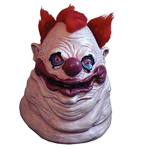 Trick or Treat Studios Men's Killer Klowns From Outer Space Fatso Mask, Multi, One Size
