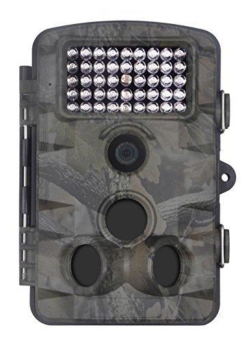 【正規品質保証】 XIKEZAN 1080P [並行輸入品] HD Trail Camera12MP & Game Camera12MP LCD Mini Night Vision Wildlife Camera with Time Lapse & 2.4 LCD Screen [並行輸入品] B07F65S11V, 名取市:254e9ddd --- martinemoeykens-com.access.secure-ssl-servers.info
