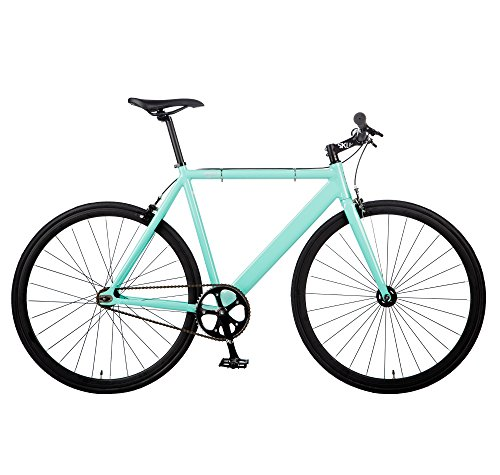6KU Aluminum Fixed Gear Single-Speed Fixed Gear Urban Track Bike