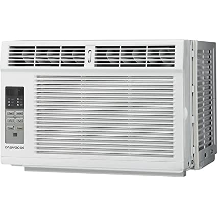Amazon.com: Daewoo - 5,000 BTU Window Air Conditioner - White: Home