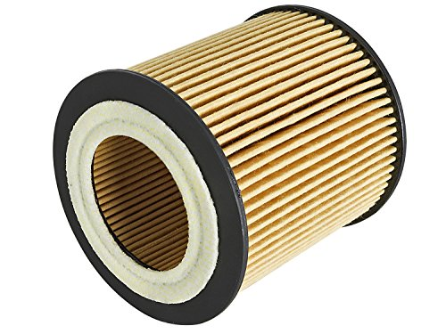 aFe Power Pro Guard 44-LF029 Pro Guard HD Oil Filter (BMW), 1 Pack (N55 Oil Filter)
