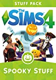Software : The Sims 4: Spooky Stuff Pack [Online Game Code]