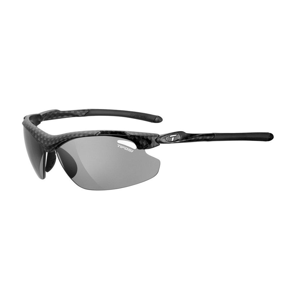1b62fe040f Amazon.com  The Amazing Quality Tifosi Tyrant 2.0 Polarized Fototec  Sunglasses - Carbon  Sports   Outdoors