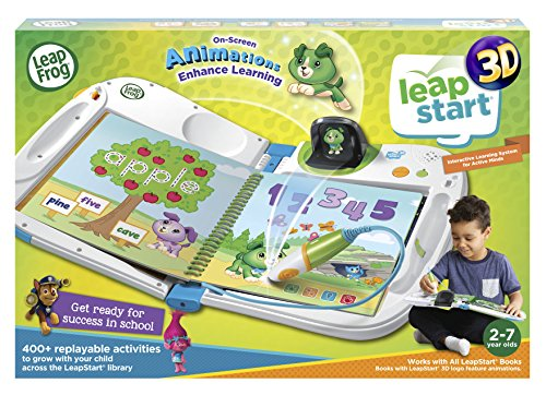 LeapFrog Leapstart 3D Interactive Learning System, Green by LeapFrog (Image #5)