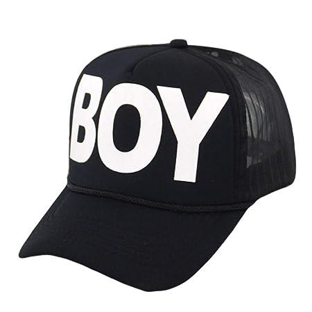 Yajiun Gorra de béisbol niños y niñas, Gorra de béisbol para ...