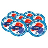 Dixie Ultra Paper Plates, 10 1/16 Inch, 176 Count Paper Plates (Pack of 8)