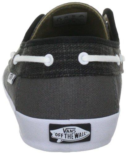 Vans Chauffeur VNJ86EU - Zapatillas de deporte de lona para hombre Gris
