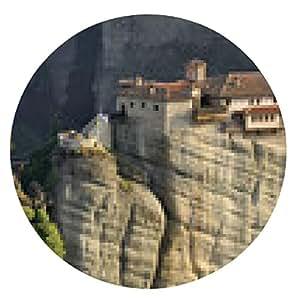 alfombrilla de ratón Rousano monasterio en Meteora. - ronda - 20cm