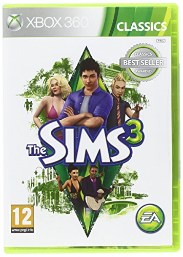 The Sims 3 - Best Sellers [Xbox 360] (Best Xbox 360 Games)