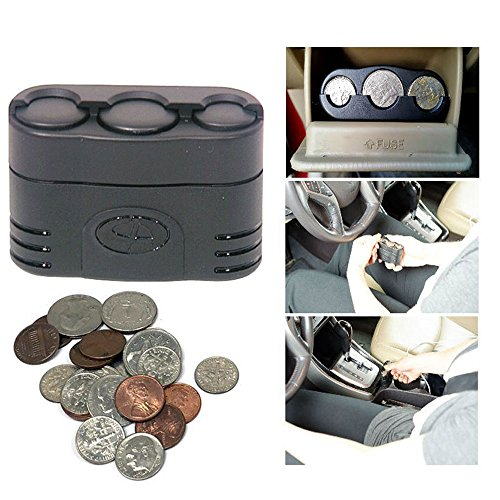 coin holder for car console - 7