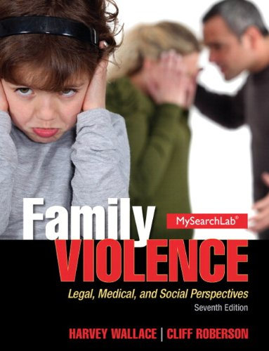 Family Violence Plus MySearchLab with eText -- Access Card Package (7th Edition)