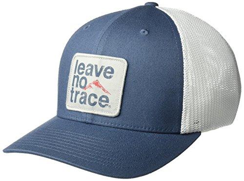 - Columbia Men's Trail Ethos Mesh Hat, Whale, Leave no Trace, S/M