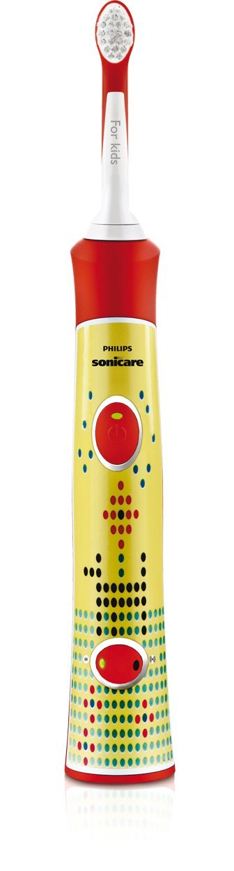 Philips Sonicare HX6311/02 Sonicare for Kids Rechargeable Electric Toothbrush