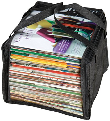 WalterDrake Clear Magazine Storage Bags
