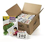 Crayola Model Magic Bulk, Clay Alternative, 75 Count Classpack, Assorted Colors