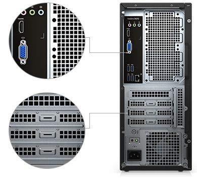 "Dell Vostro 3670 i3 8th Gen/4GB RAM/1TB HDD/ 18.5"" Desktop"