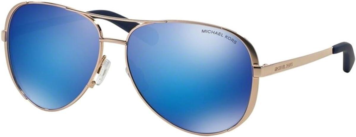 TALLA 59. Michael Kors Gafas de sol Unisex Adulto