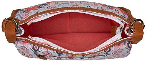 Animal Damen Horizons Umhängetasche, 8x24x28 cm Orange (Summer Pink)