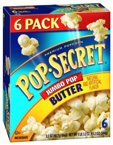 Pop secret Pop Secret Microwaveable Popcorn product image