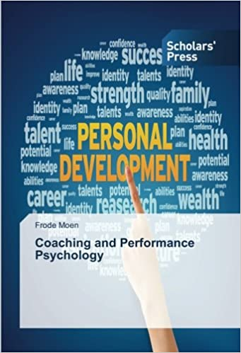 Book Coaching and Performance Psychology