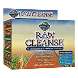 Garden of Life Vegetarian Triple Detox Pills - Raw Cleanse Kit