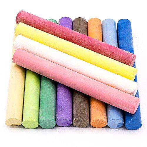 Colored Chalkboard Chalk Dustless Zenchalk