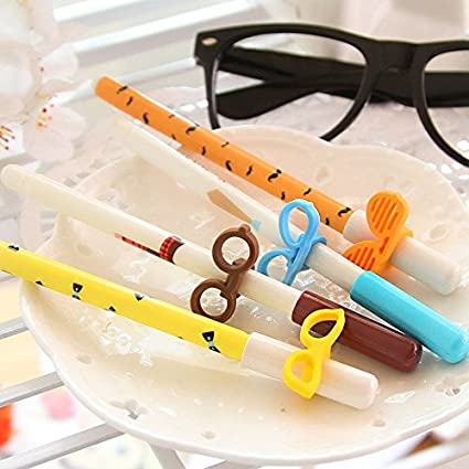 Delicieux Papelaria Criativa Real Cute Pen 8070 [ Excellent ] Korea Stationery  Wholesale Pai New Gel Fashionable
