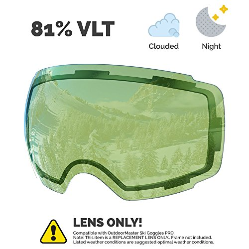 outdoormaster-ski-snowboard-detachable-dual-layer-anti-fog-goggle-lens-only-vlt-80-green-lens-with-f