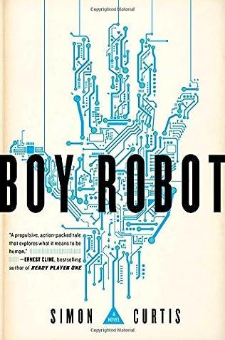 book cover of Boy Robot