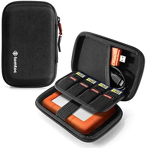 tomtoc Carrying Essential Shockproof Compatible