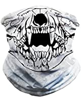 iHeartRaves Seamless Rave Mask All Over Print Bandana - Choose from many designs