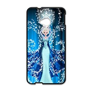 Good Quality Phone Case With HD Frozen Images On The Back , Perfectly Fit To HTC One M7