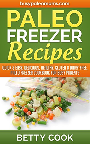 Paleo Freezer Recipes Delicious Dairy Free ebook product image